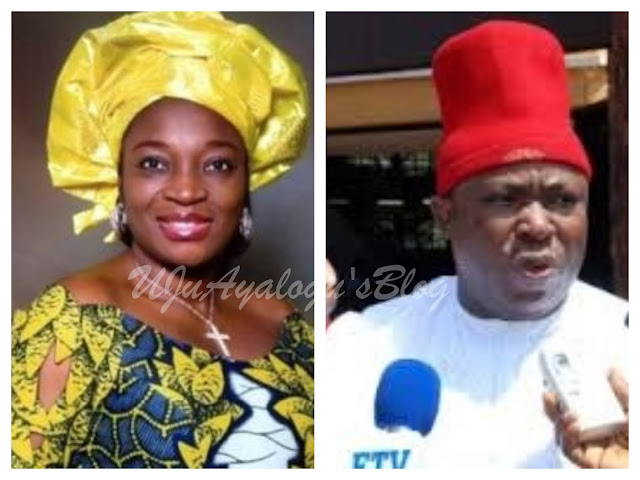 Senate: Ekwunife Defeats Victor Umeh In Anambra Central