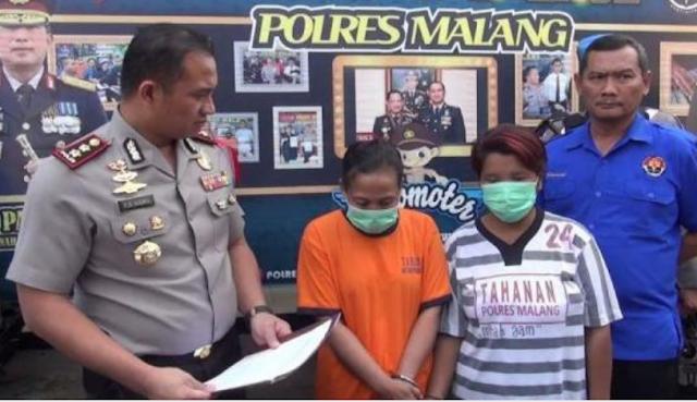 Dua Mami Tercyduk Melakukan Prostitusi Jual Anak Dibawah Umur, Anak Tetangga Juga Dijualnya.