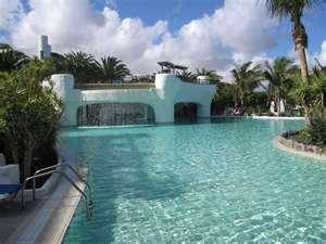 Canarias per te notizie al jand a princess di for Piccoli piani di costruzione dell hotel