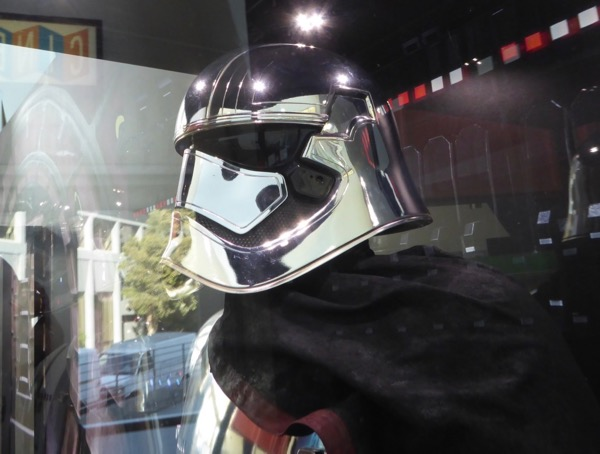 Captain Phasma helmet Star Wars Last Jedi