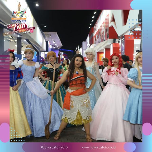 jakarta fair kemayoran 2018