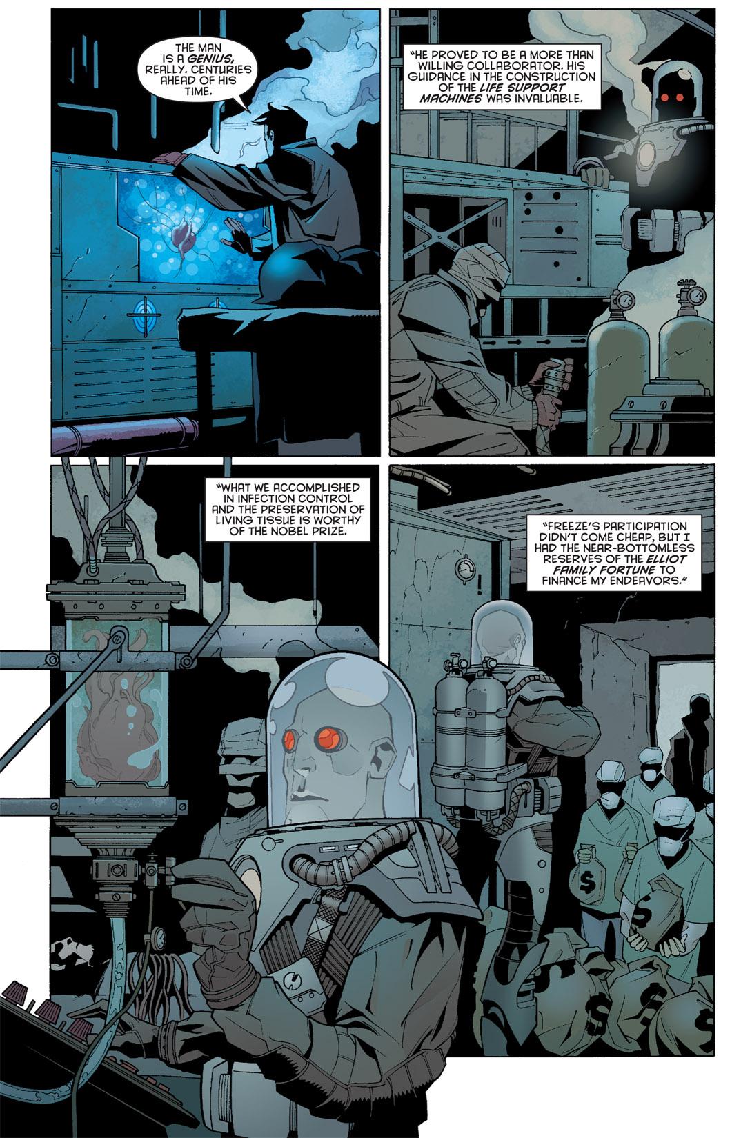Detective Comics (1937) 850 Page 6