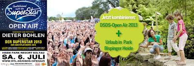 DSDS Open Air 2013