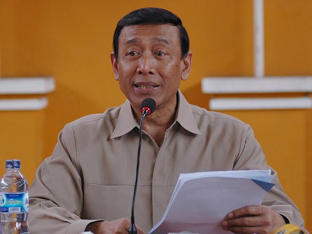 Wiranto: Pilih 1-2 Ormas Dibubarkan atau Indonesia yang Bubar?