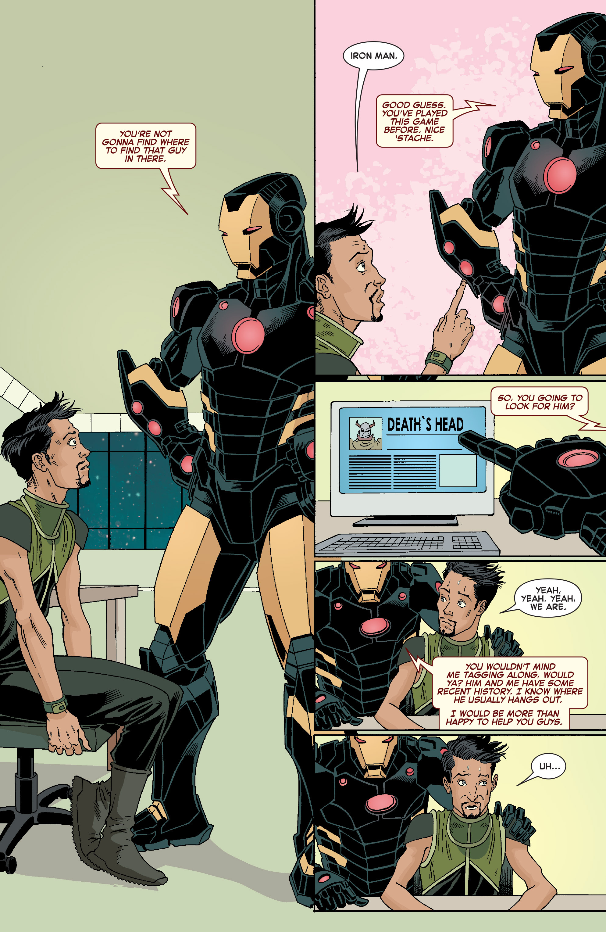Read online Uncanny X-Men (2013) comic -  Issue # _Special 1 - 29
