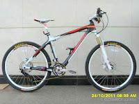 26 Inch Forward Modesto Carbon Series HardTail Mountain Bike