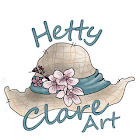 Hetty Clare Digi Stamps