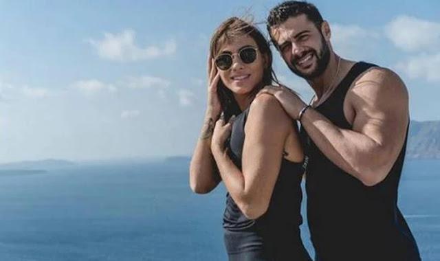 Κωνσταντίνος Βασάλος - Ευριδίκη Βαλαβάνη full in love στο Πόρτο Χέλι