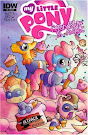 My Little Pony Friendship is Magic #13 Comic Cover Jetpack Variant