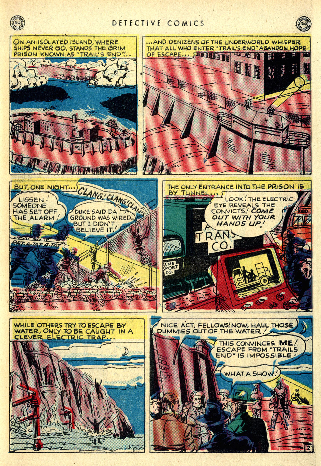 Read online Detective Comics (1937) comic -  Issue #116 - 39