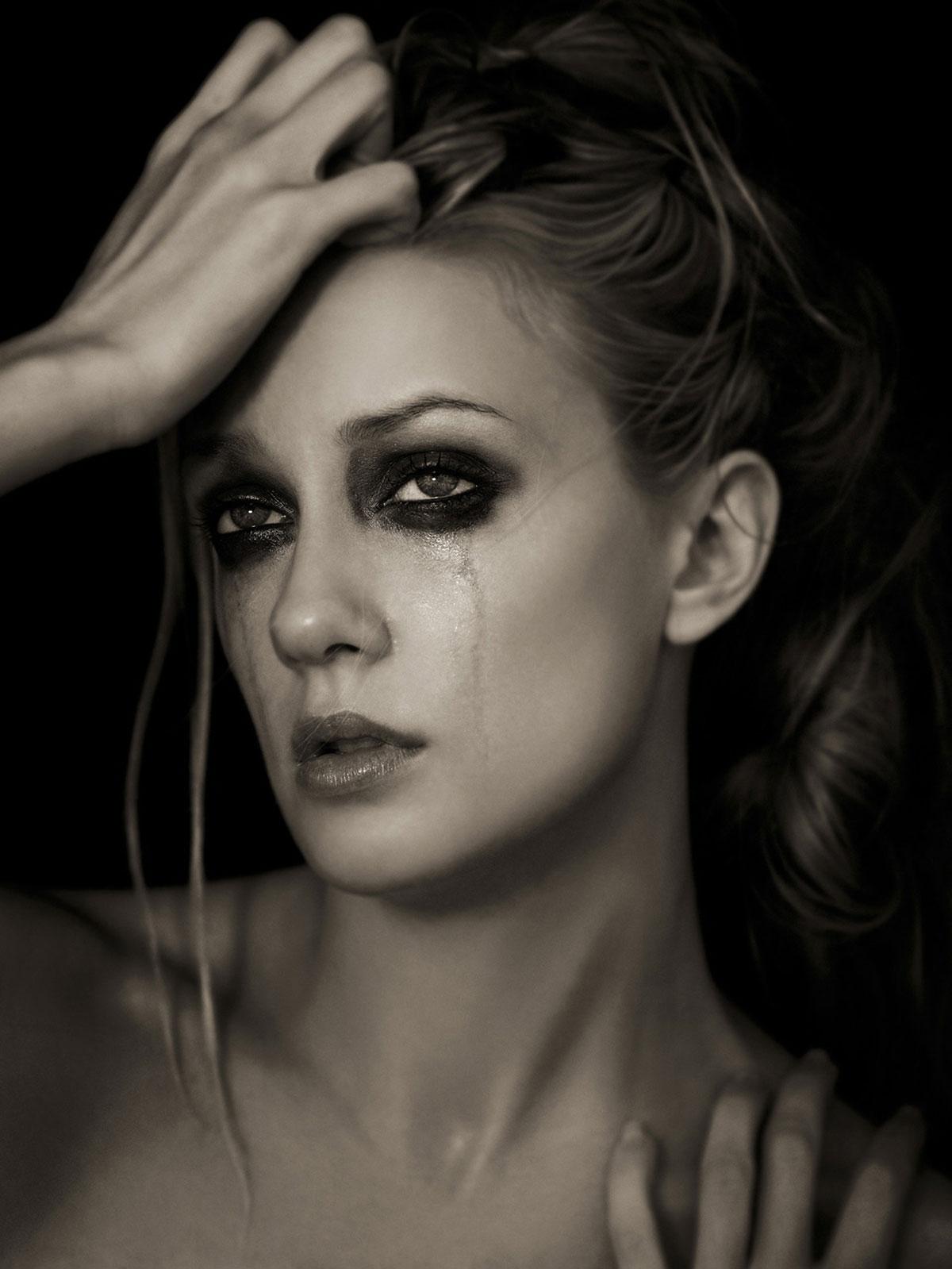 Next Top Model Blog: ANTM C6: Emotional Black and White ...