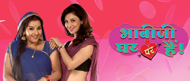 Bhabi Ji Ghar Par Hain story, timing, TRP rating this week, actress, actors photos