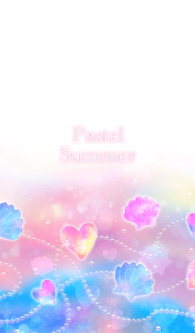 *Pastel summer*