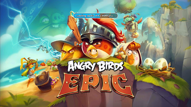 Download Game Angry Birds Epic RPG Apk v1.5.5 Mod Money