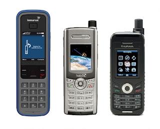 Perbedaan Handphone Satelit Inmarsat Dan Thuraya