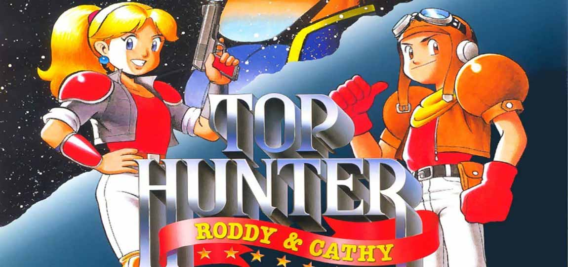 Top Hunter Roddy & Cathy Neo Geo Rom Android Computer | EmuZoneBD