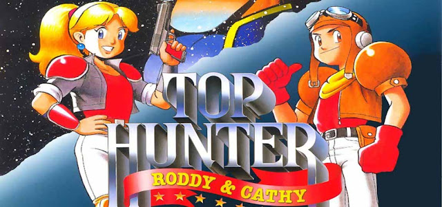 Top Hunter Roddy & Cathy Neo Geo Rom Android Computer