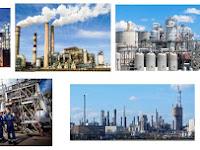 Pengelompokkan Kecendrungan Industri berdasarkan Jenis Industri