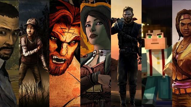 أستوديو Telltale Games يشوق لإعلان جديد في حدث معرض Comic-Con