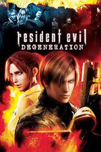 Download Resident Evil: Degeneration (2008) Movie (Dual Audio) (Hindi-English) 480p-720p