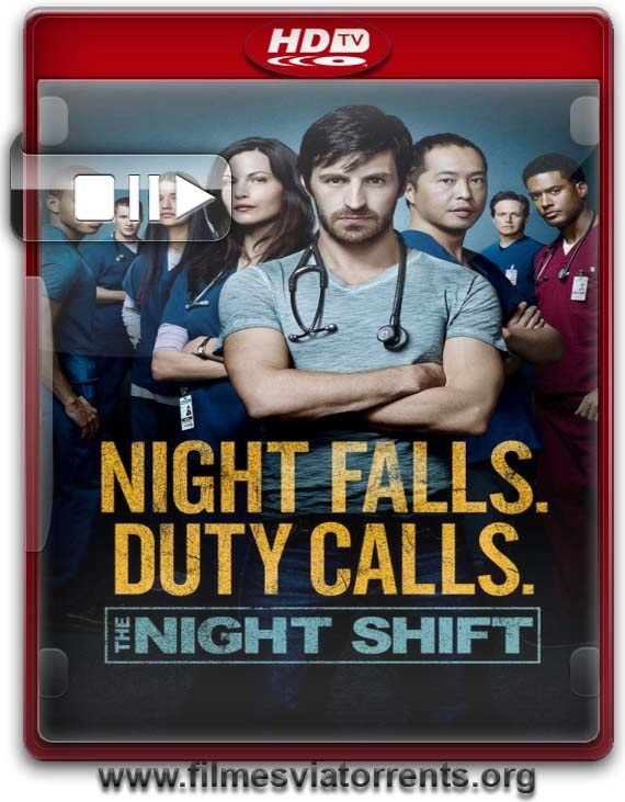 The Night Shift 3° Temporada