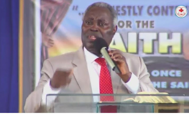 The Permanence Of God's Word -Matthew 7:17-18, pastor kumuyi, retreat