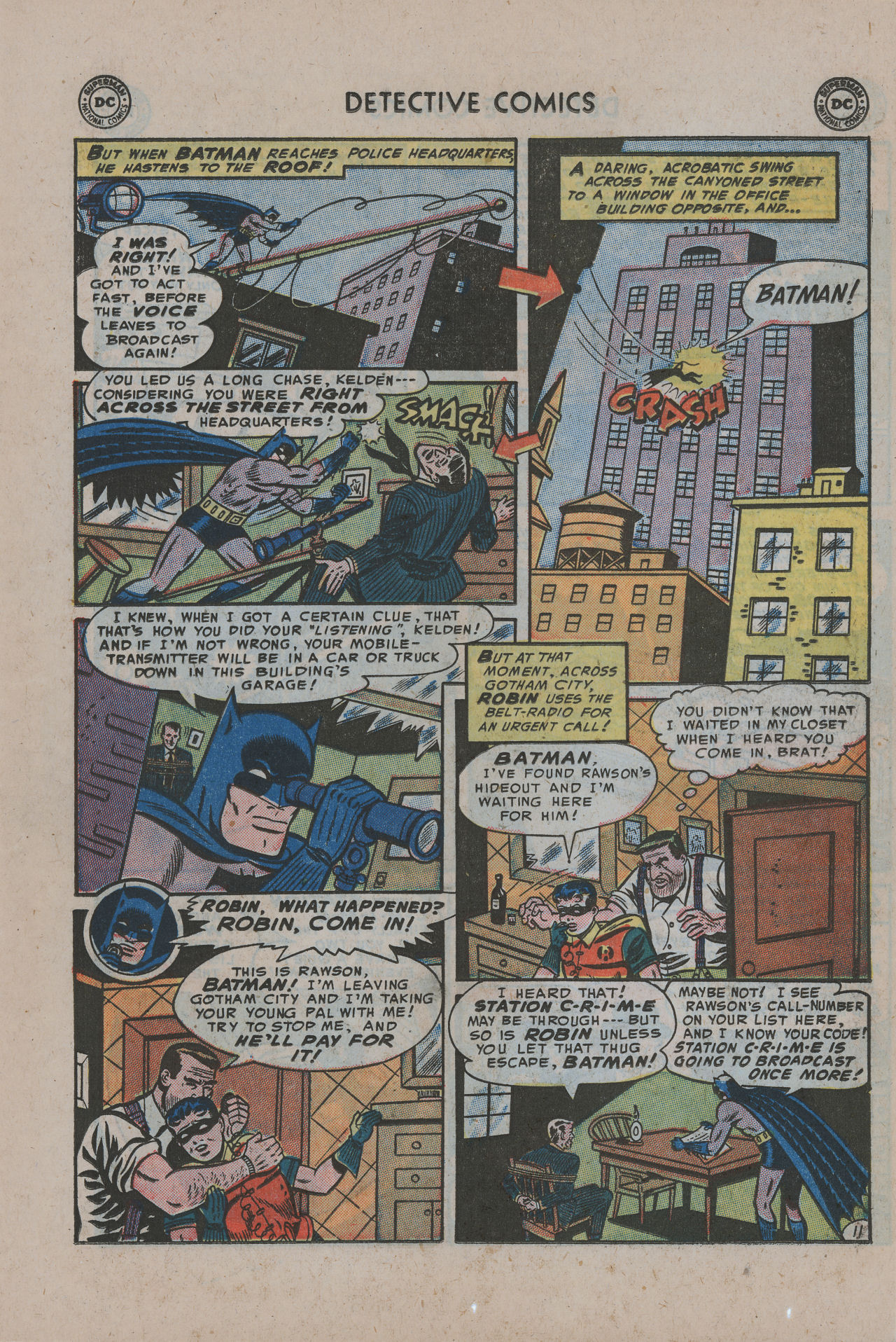 Read online Detective Comics (1937) comic -  Issue #200 - 14