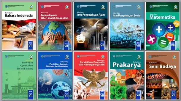 Buku Kurikulum 2013 Revisi 2017 untuk Guru dan Siswa Kelas VII (7) SMP/MTs