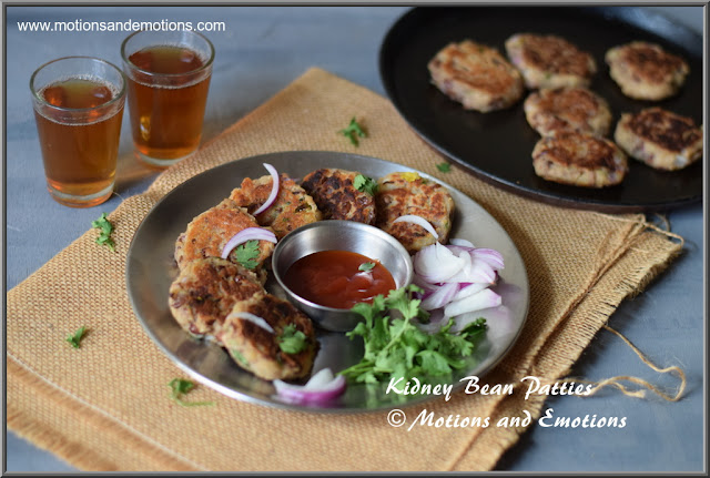 snacks made of rajma