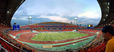 National Stadium in Bangkok
