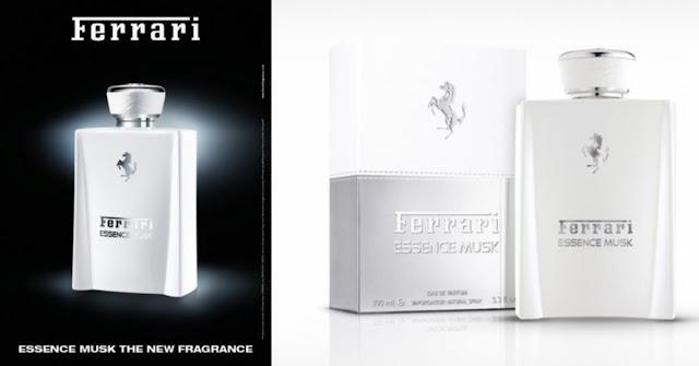 melhor perfume da ferrari