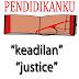 Pengertian Keadilan Dan Macam Jenis Keadilan