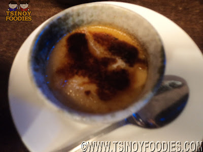 muscavado vanilla bean creme brulee
