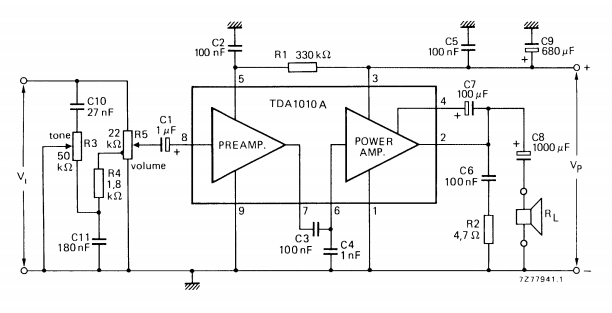 bose acoustimass 10 circuit diagram