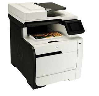 Download Printer Driver HP LaserJet M375nw