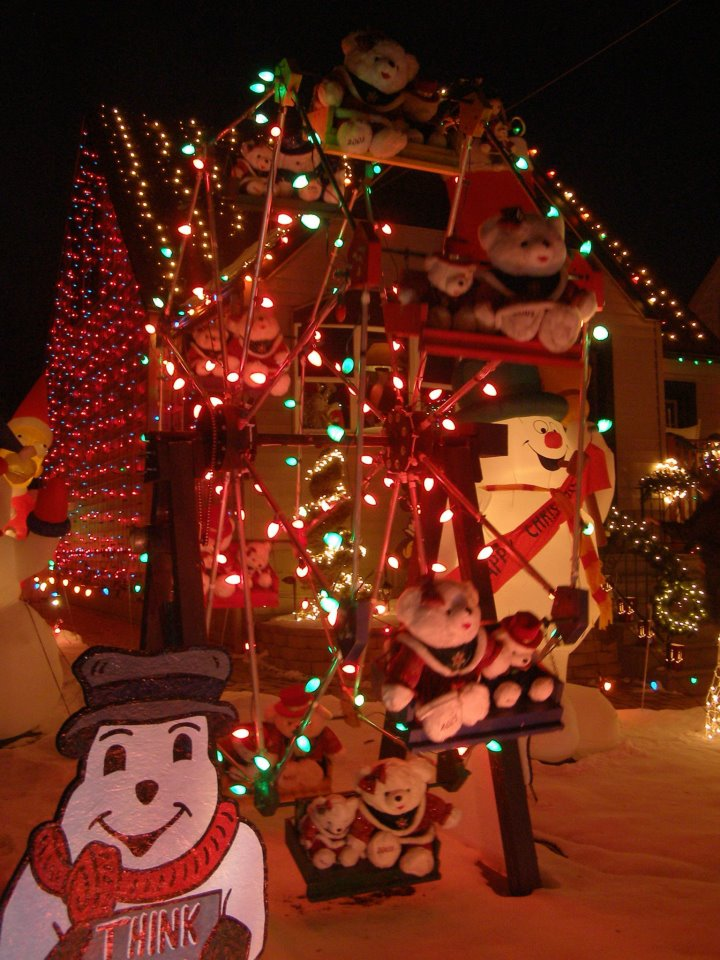 if youre from out of the area and wishing to come by to visit peteyville you may want to pair it with the a christmas story comes home exhibit at the