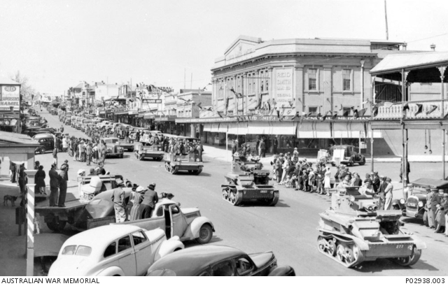 11 September 1940 worldwartwo.filminspector.com Cowra Australia