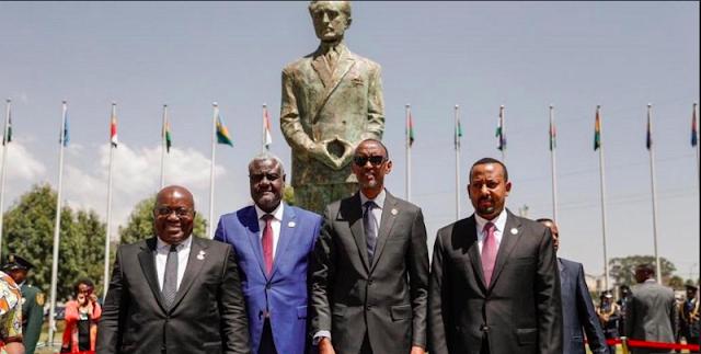Haile Selassie I: Ethiopian emperor celebrated by AU, worshipped by Rastafaris