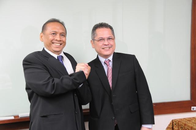 Masa Jabatan Kepala KDEI Taipei Habis, Inilah yang Menggantikan Bapak Arif Fadhillah