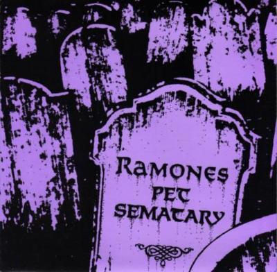musica pet sematary ramones