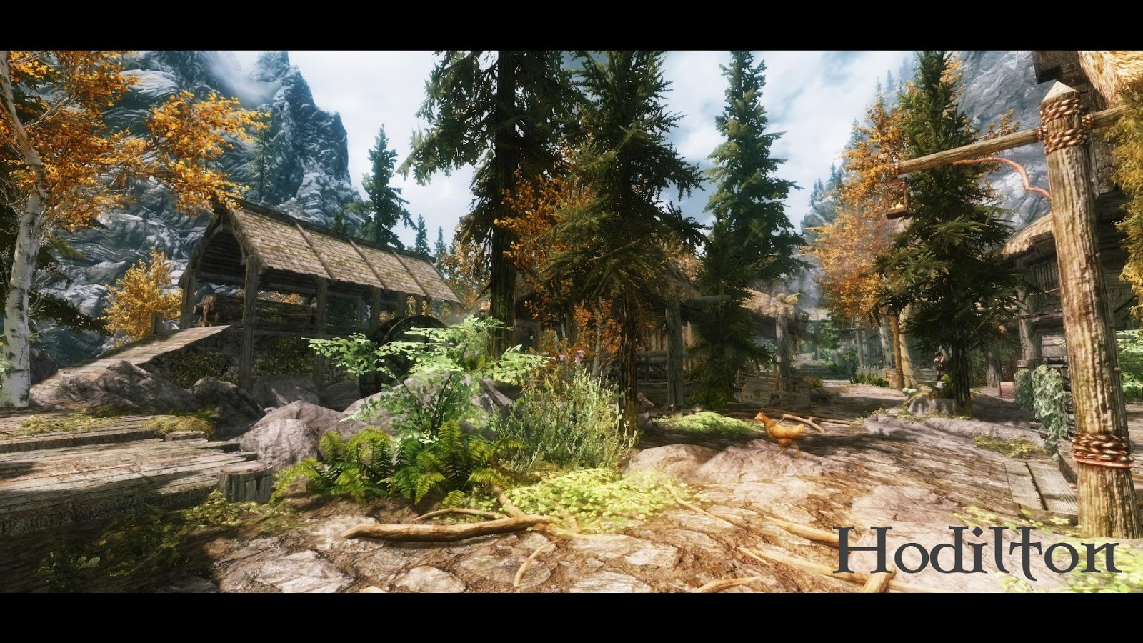 Skyrim Mods and Tools: Bellyaches HD Dragon Replacer Pack by