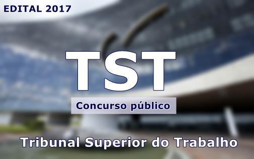 Apostila Concurso público TST 2017 - Áreas e Especialidades