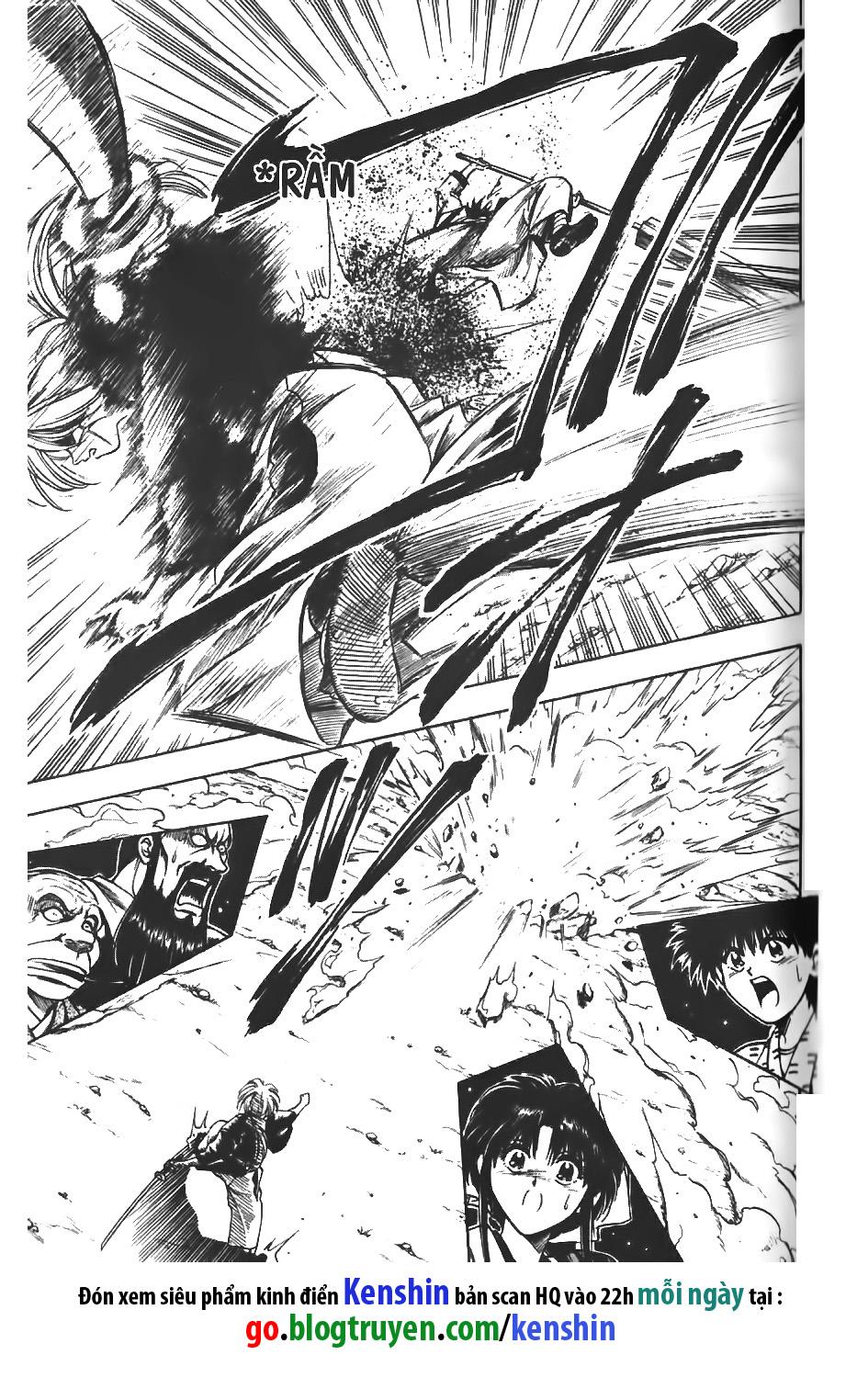 Rurouni Kenshin chap 6 trang 21