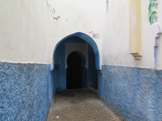 Callejuelas de Moulay Idriss