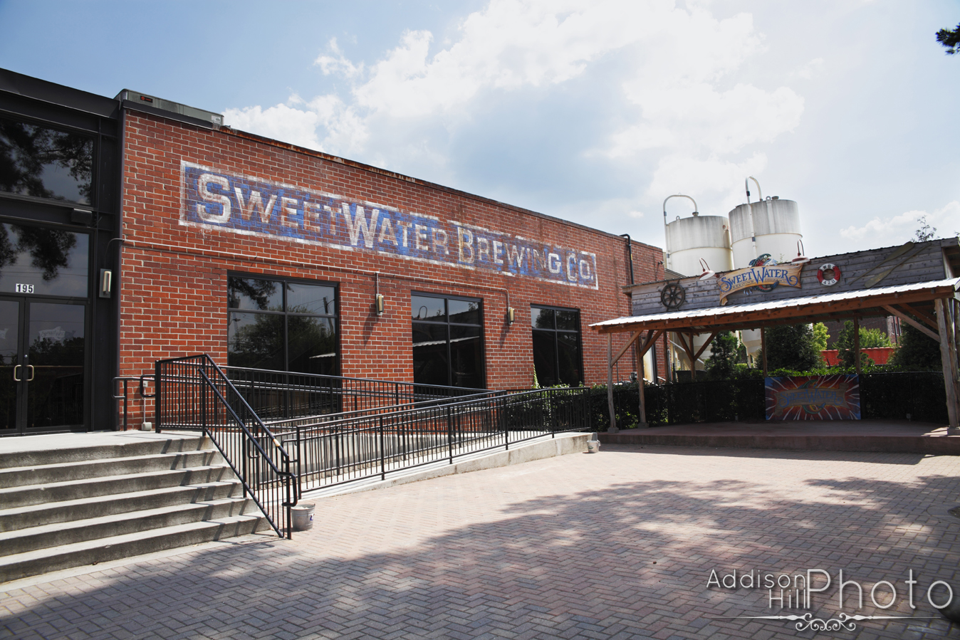 Sweet Water Brewery Tour 28