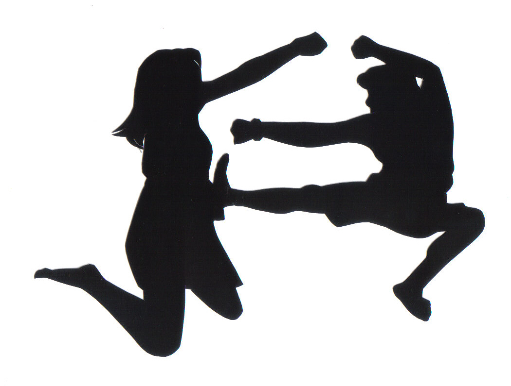 PaperPortraits.com: Fun Wedding or Engagement Silhouettes