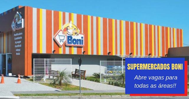 vagas supermercado em curitiba