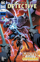 DC Renascimento: Detective Comics #984