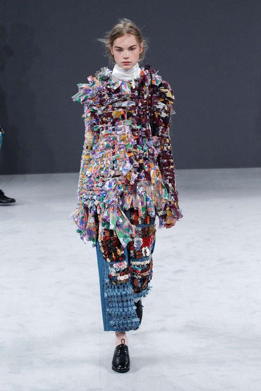 Upcycling: a moda que está no armário de casa e atrai a Alta Costura