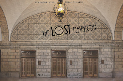 The Lost Elevator album art